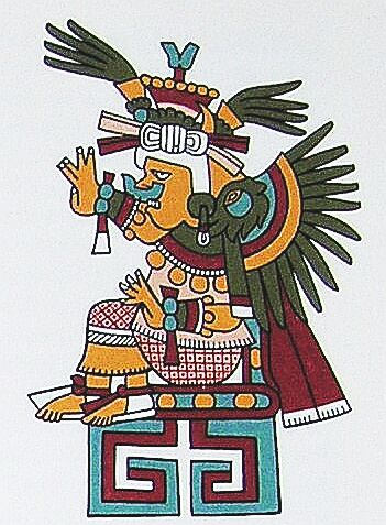 The Creation Of Aztec Gods